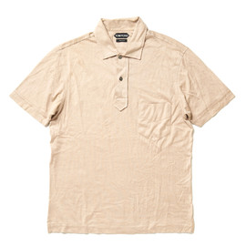 TOM FORD - Pocket Polo shirt