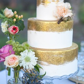 WEDDING - gramorous wedding cake