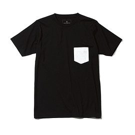 uniform experiment - MESH POCKET NUMBERING TEE