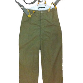 paul harnden - suspender pants