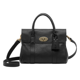 Mulberry - Small Bayswater Satchel (Black)