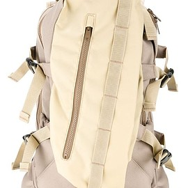 meanswhile - cordura and nylon backpack