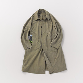ARTS&SCIENCE - Balmacaan Long  olive green