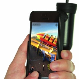 Bubblescope - 360 Degree Optical Camera Lens with Case for iPhone