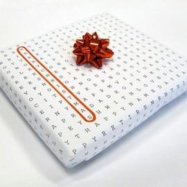 Wordless Wrap Universal Wrapping Paper