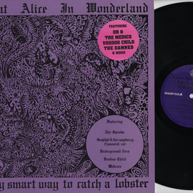 Various Artists - Live At Alice In Wonderland - A Pretty Smart Way To Catch A Lobster