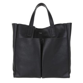 ANYA HINDMARCH - Nevis Raw - Black