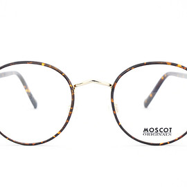 MOSCOT - MOSCOT / ZEV / Col.Tortoise/Gold