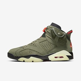 NIKE - Air Jordan 6 'Travis Scott'
