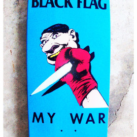 SSTrecords - BLACK FLAG Deck