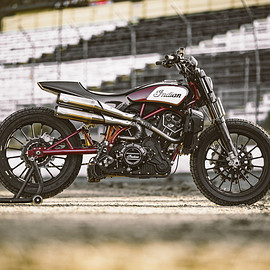 Indian Motorcycle - Scout FTR1200