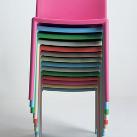 Jasper Morrison, Magis - Air Chair _colores