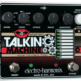 Electro Harmonix - Stereo Talking Machine