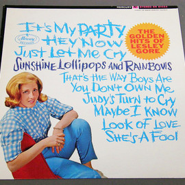 Lesley Gore - Golden Hits Of Lesley Gore