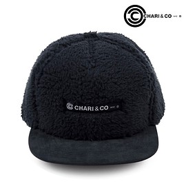 CHARI & CO NYC - SHEARING BALLCAP BAR LOGO