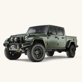 Jeep x AEV - Brute Double Cab - Filson Edition