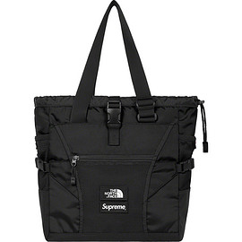 Supreme, THE NORTH FACE - Adventure Tote Black