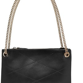 Lanvin - Sugar small quilted leather shoulder bag