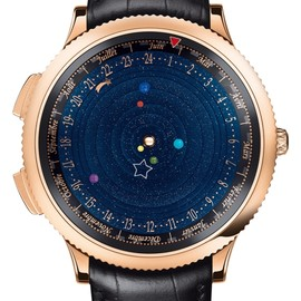 Complication Poetique Midnight Planetarium Watch | aBlogtoWatch