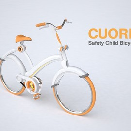 CUORE - Safety Child Bicycle