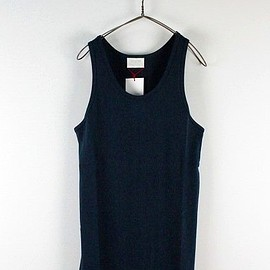 commono reproducts - fraise tank top/navy