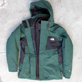 THE NORTH FACE - Crater Lake Tricmate Jacket (3 in 1)
