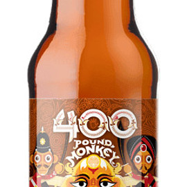 LEFT HAND BREWING - 400 POUND MONKY