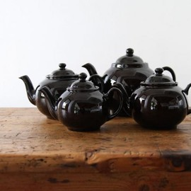 CAULDON CERAMICS - BROWN BETTY 2cup