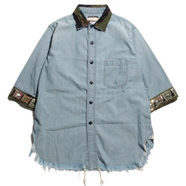 NADA. - CORONA Chambray Custom Shirts