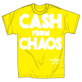 Humanade - Cash for Chaos in Yellow