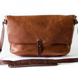 Whipping Post - The Vintage Messenger Bag