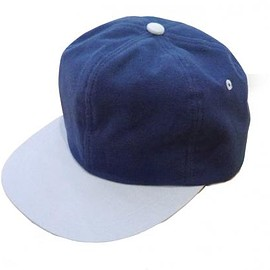 "NO ROLL - BB CAP ""Chamois""(NAVY)"