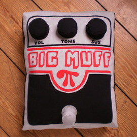 null - Little Big Muff Pillow