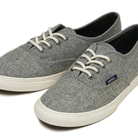 VANS - AUTHENTIC LP  V44W FLT F14 GRAY