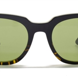 Ray-Ban - Legends Collection Meteor Sunglasses Black Faded Havana