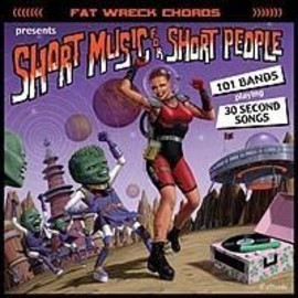 fat wreck chords - Short Music For Short People
