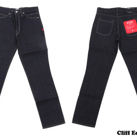 WTAPS - WTAPSBLUES.SKINNY.TROUSERS.COTTON.DENIM.RAW(デニム)INDIGO240-001256-000-【新品】【smtb-TD】【yokohama】