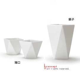 h concept - Shuki, Bottle & Cup