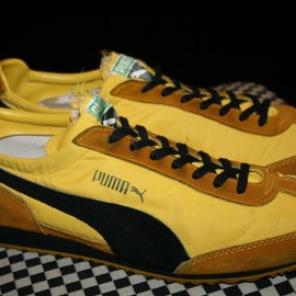 PUMA - BANANA (Made In West Germany)