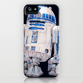 Society6 - R2 D2 - Star Wars iPhone Case