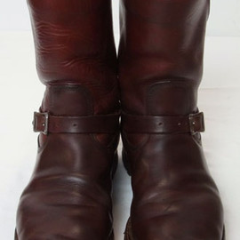 ABERCROMBIE & FITCH - ENGINEER BOOTS