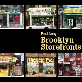 Paul Lacy - Brooklyn Storefronts