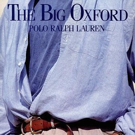 POLO RALPH LAUREN - THE BIG OXFORD