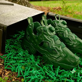 Reebok - Army Men Instapump Fury