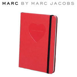 "MARC BY MARC JACOBS - MARC BY marc jacobs ""Heart Notebook"""