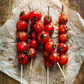 Grilled CherryTomatos