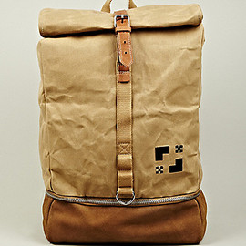 EASTPAK, WOOD WOOD - Amos Single Strap Backpack
