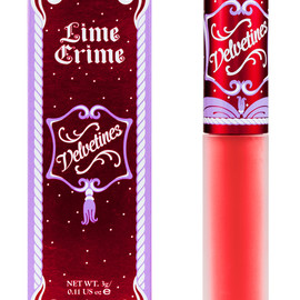Lime Crime - Velvetines Suedberry