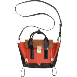3.1 Phillip Lim - Colorblock Mini Pashli Satchel