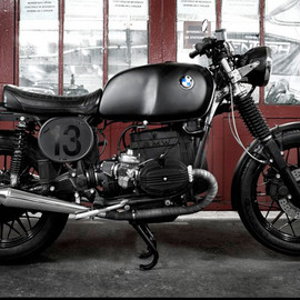 BMW - R100/7 'Lucky 13'   by Blitz Motorcycles